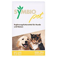 SYMBIOPET Ergänzungsfuttermittel für Kleintiere 100 Gramm - Vorderseite