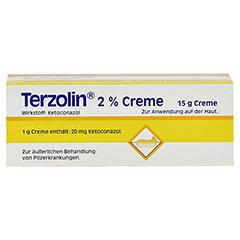 Terzolin 2% 15 Gramm - Vorderseite