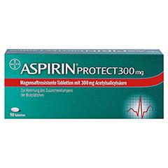 Aspirin protect 300mg 98 Stück N3 - Vorderseite