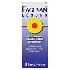 Fagusan Lösung 200 Milliliter N1 - Vorderseite