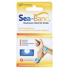 SEA-BAND Akupressurband für Kinder 2 Stück - Vorderseite