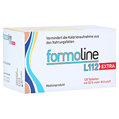 FORMOLINE L112 Extra Tabletten 128 Stück