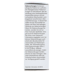 CERES Taraxacum Urtinktur 20 Milliliter N1 - Linke Seite
