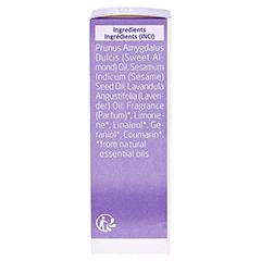 WELEDA Lavendel Entspannungsöl 10 Milliliter - Linke Seite