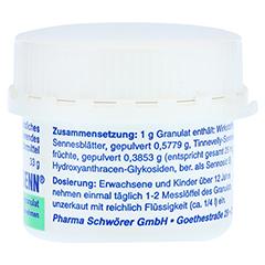 Alasenn Kräutergranulat 33 Gramm - Linke Seite