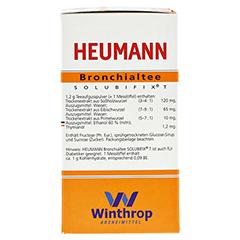 HEUMANN Bronchialtee SOLUBIFIX T 60 Gramm - Linke Seite
