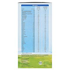 HOLLE Bio Säuglings Folgemilch 3 600 Gramm - Linke Seite
