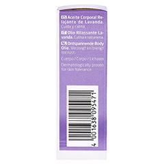 WELEDA Lavendel Entspannungsöl 10 Milliliter - Rechte Seite