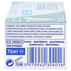 GUM Paroex 0,06% CHX Zahnpasta 75 Milliliter - Rechte Seite