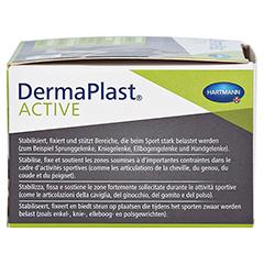 DERMAPLAST Active Sport Tape 3,75 cmx7 m weiß 1 Stück - Rechte Seite