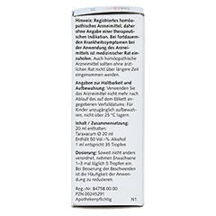 CERES Taraxacum Urtinktur 20 Milliliter N1 - Rechte Seite