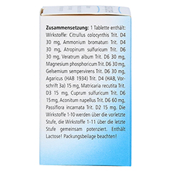 SPASCUPREEL Tabletten 50 Stück N1 - Rechte Seite