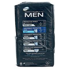 TENA MEN Level 1 Einlagen 6x24 Stück - Rückseite