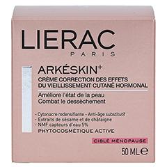 LIERAC Arkeskin+ Creme 50 Milliliter - Rückseite