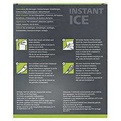 DERMAPLAST Active Instant Ice groß 15x25 cm 1 Stück - Rückseite