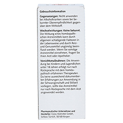 CERES Geranium robertianum Urtinktur 20 Milliliter N1 - Rückseite