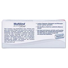 MULTILIND Mikrosilber Creme 75 Milliliter - Rückseite