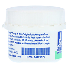 Alasenn Kräutergranulat 33 Gramm - Rückseite