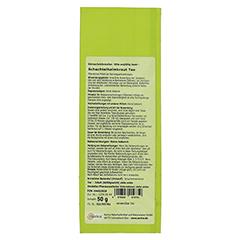 Schachtelhalmkraut (Zinnkraut) Tee Aurica 50 Gramm - Rückseite