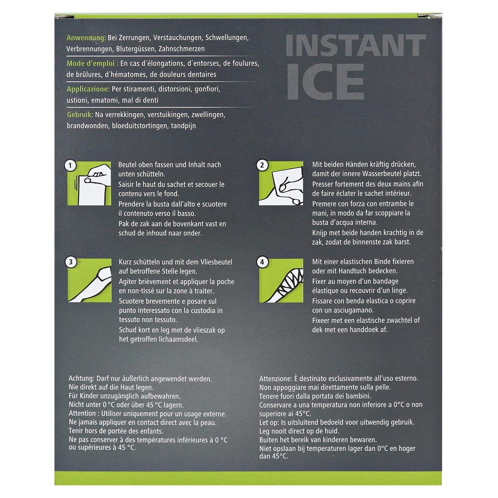 Erfahrungen Zu DERMAPLAST Active Instant Ice Gross 15x25 Cm 1 Stuck
