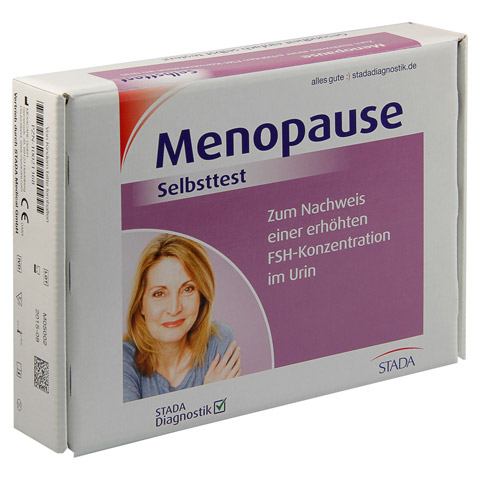 STADA Diagnostik Menopause Selbsttest 1 Packung