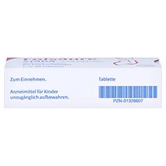 FOLSÄURE STADA 5 mg Tabletten 50 Stück N2 - Unterseite