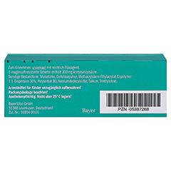 Aspirin protect 300mg 98 Stück N3 - Unterseite