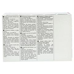 OMNICAN Insulinspr.0,5 ml U40 m.Kan.0,30x8 mm 100 Stück - Unterseite