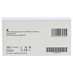PARI NaCl Inhalationslösung Ampullen 60x2.5 Milliliter - Unterseite