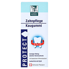 BADERS Protect Gum Zahnpflege 20 Stück - Vorderseite