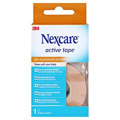 NEXCARE Active Tape 2,54x457,2 cm 1 Stück - Vorderseite