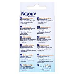 NEXCARE Active Tape 2,54x457,2 cm 1 Stück - Rückseite