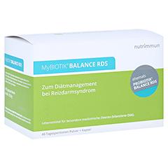 MYBIOTIK BALANCE RDS 40x2 g Plv.+40 Kapseln 1 Packung