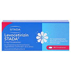 Levocetirizin STADA 5mg 50 Stück N2 - Vorderseite