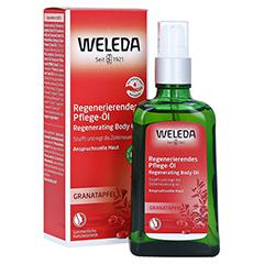 WELEDA Granatapfel regenerierendes Pflege-Öl 100 Milliliter