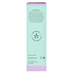 DERMASEL Cannabis Ölbad Salbei limited edition 250 Milliliter - Rechte Seite