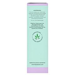 DERMASEL Cannabis Ölbad Salbei limited edition 250 Milliliter - Linke Seite