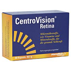 CENTROVISION Retina Kapseln 60 Stück