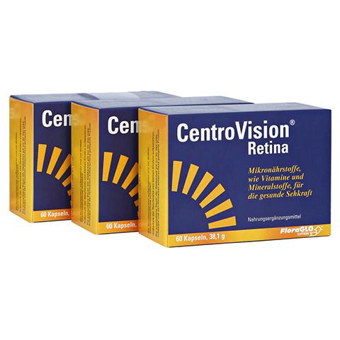 CENTROVISION Retina Kapseln 180 Stück