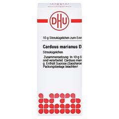 CARDUUS MARIANUS D 4 Globuli 10 Gramm N1 - Vorderseite