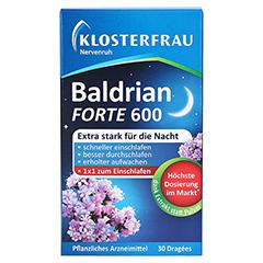 Nervenruh Baldrian Forte 600 30 Stück - Vorderseite