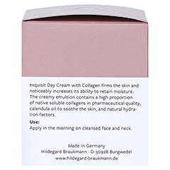 Hildegard Braukmann EXQUISIT Collagen Creme Tag 50 Milliliter - Linke Seite