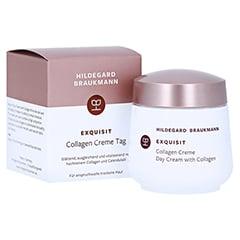 Hildegard Braukmann EXQUISIT Collagen Creme Tag 50 Milliliter