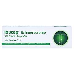 Ibutop Schmerzcreme 100 Gramm N2 - Vorderseite