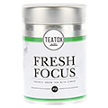 FRESH FOCUS Organic green Tea with Ginkgo Dose 70 Gramm