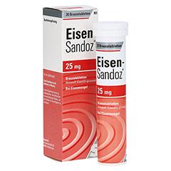 Eisen-Sandoz 25mg 20 Stück N1