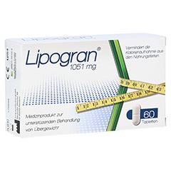 LIPOGRAN Tabletten 60 Stück