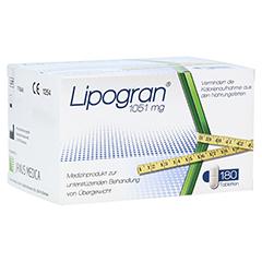 LIPOGRAN Tabletten 180 Stück