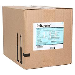 DELTAJONIN Plastik Infusionslösung 10x500 Milliliter N2