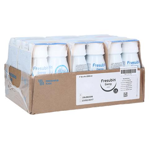 FRESUBIN ENERGY DRINK Mischkarton Trinkflasche CPC 6x4x200 Milliliter